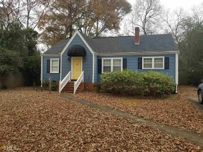 Griffin Single Family Home New: 715 Bieze St