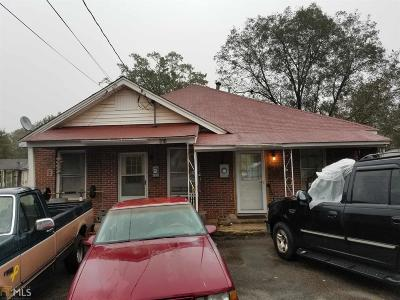 Griffin Multi Family Home New: 318 Main St A&b