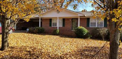 Villa Rica Single Family Home New: 217 N Carroll