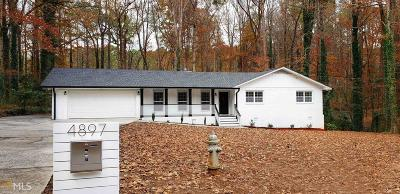 Lilburn Single Family Home New: 4897 Rock Haven Dr