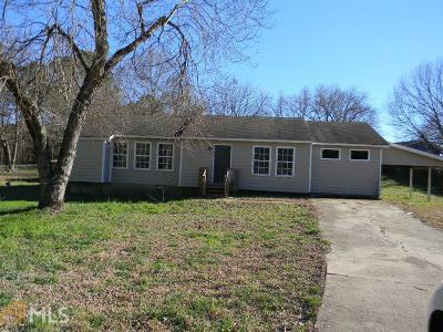 Douglasville Single Family Home New: 6967 Bankhead Hwy