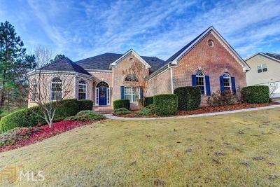 Gwinnett County Single Family Home New: 3495 Bulloch Lake Road