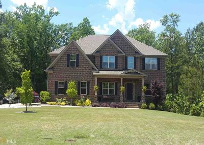 Fortson Single Family Home New: 3815 Essex Heights Trail