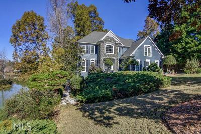 Fayetteville Single Family Home New: 265 Hidden Lake Dr