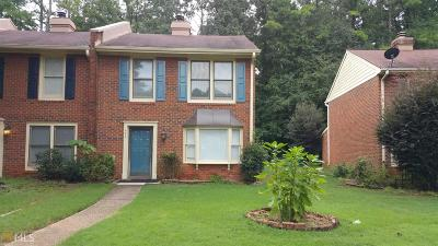 Gwinnett County Condo/Townhouse New: 956 Chippendale Ln