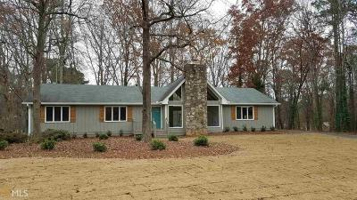 Roswell Single Family Home New: 4880 Surrey Dr