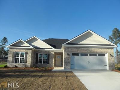 Statesboro Single Family Home New: 401 Tradewind Trl #19