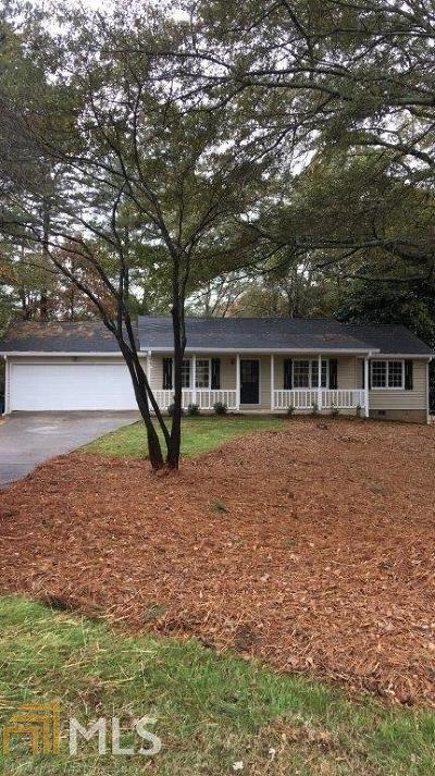 Dacula Single Family Home For Sale: 2831 Spring St