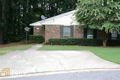 Gwinnett County Multi Family Home For Sale: 3007 Sonya Ln #1&2