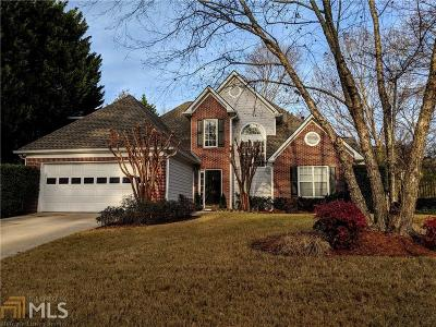 Kennesaw GA Single Family Home Under Contract: $245,000