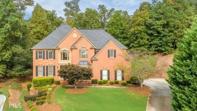 Alpharetta Single Family Home New: 12545 Magnolia Cir