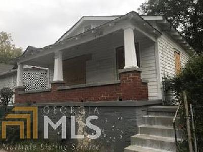 Atlanta Single Family Home New: 1060 SW Garibaldi St