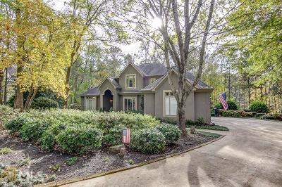 Newnan Single Family Home New: 365 Northcrest Dr