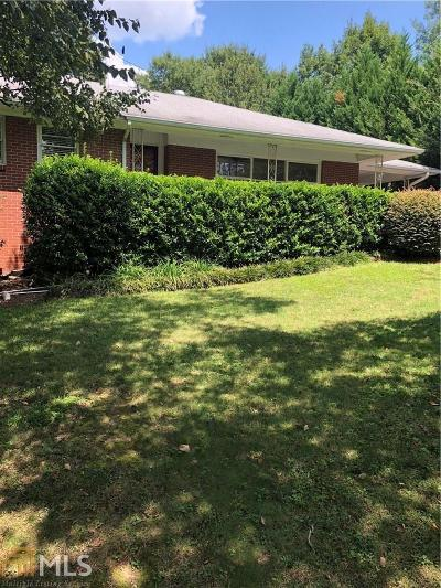 Dekalb County Single Family Home New: 1858 Dresden Dr