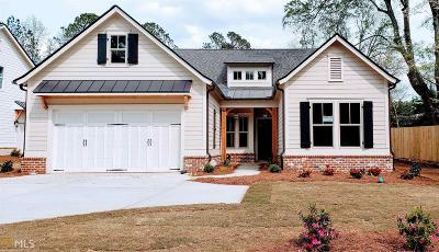 Powder Springs Single Family Home For Sale: 281 Holland #1