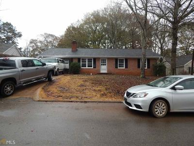 Lagrange GA Single Family Home Under Contract: $124,900