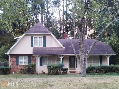 Stone Mountain Single Family Home Under Contract