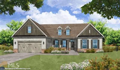 Powder Springs Single Family Home Under Contract: 5147 Castlehaven Bend