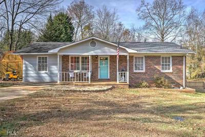 Habersham County Single Family Home Under Contract: 239 Long St
