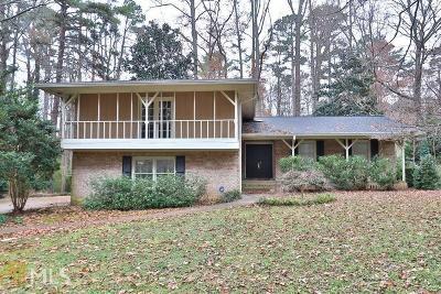 Gwinnett County Single Family Home New: 4887 Alpine Dr