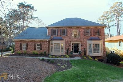 Marietta Single Family Home New: 1829 Mallard Lake Dr