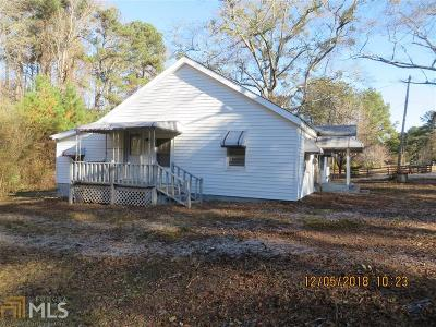 Senoia Single Family Home New: 3910 Highway 54