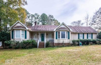 Griffin Single Family Home New: 118 Cumberland Rd