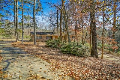 Smyrna Single Family Home New: 4015 Green Forest Pkwy