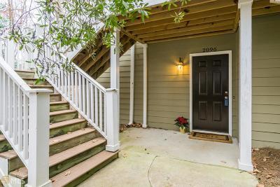 Marietta Condo/Townhouse New: 2096 River Heights Walk SE