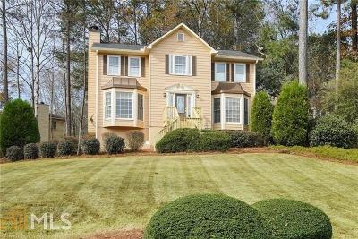 Kennesaw GA Single Family Home Under Contract: $239,900