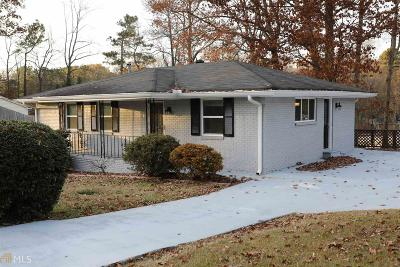 Clarkston Single Family Home For Sale: 1223 De Leon Ct