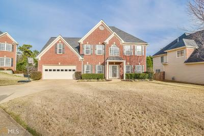 Suwanee Single Family Home Under Contract: 2865 Factor Walk Blvd