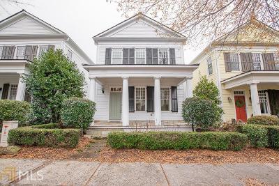 Cumming Single Family Home New: 6560 Eli Davis