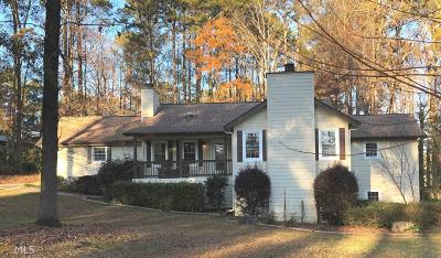 Peachtree City GA Single Family Home For Sale: $437,400