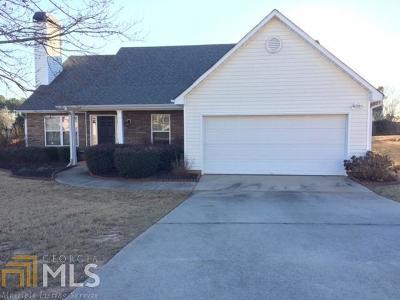 Gwinnett County Single Family Home New: 3517 Garden Mist Cir