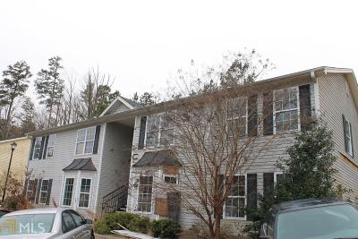 Multi Family Home Under Contract: 1300 Stonehaven Cir