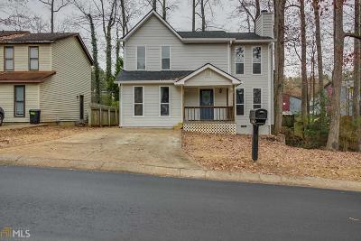 Marietta Single Family Home Under Contract: 730 Springhollow Ln