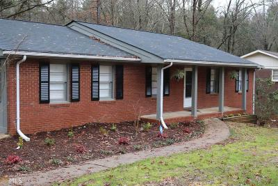 Douglasville Single Family Home New: 6294 Shore