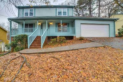 Lilburn Single Family Home For Sale: 4541 Candy Ln