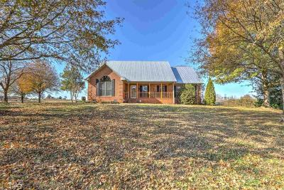 Madison Single Family Home Under Contract: 8093 Highway 172