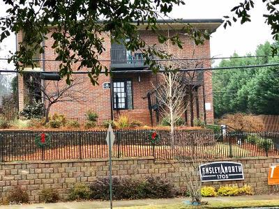 Atlanta Condo/Townhouse New: 1705 Monroe Drive NE #B06