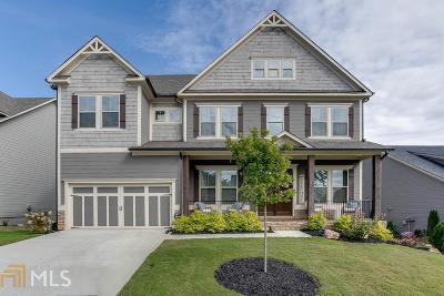 Canton Single Family Home For Sale: 341 Woodridge Pass