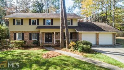 Dekalb County Single Family Home New: 4462 E Kings Point Cir