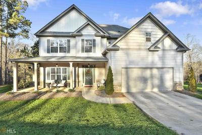 Senoia Single Family Home New: 270 Autumn Crk