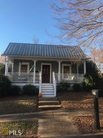 Madison Single Family Home Under Contract: 359 Walker Rose Ln