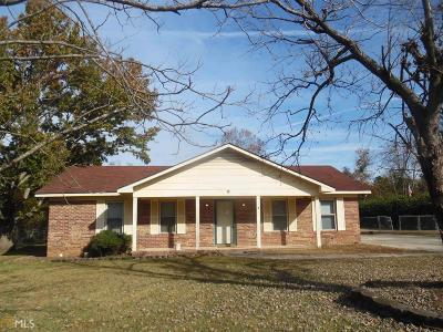 Statesboro Single Family Home New: 8 Meadow Dr