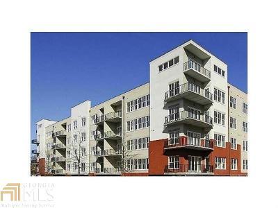 Atlanta Condo/Townhouse New: 384 Ralph McGill Blvd #119