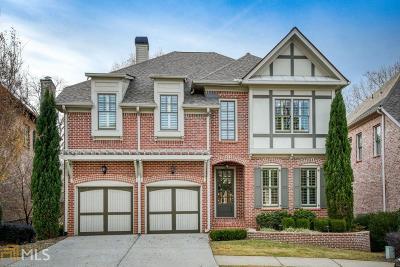 Alpharetta Single Family Home For Sale: 170 Society St