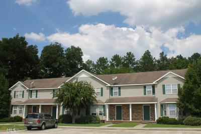 Statesboro Multi Family Home For Sale: 453 Brannen Dr