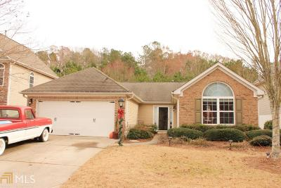 Acworth Single Family Home For Sale: 5166 Centennial Creek Vw